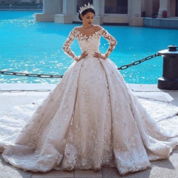 Свадебное платье напрокат за и против