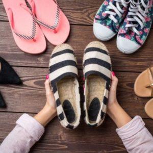 Выбираем правильную обувь