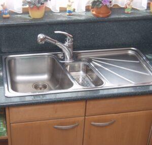 Идеальный кухонный смеситель для современного дома