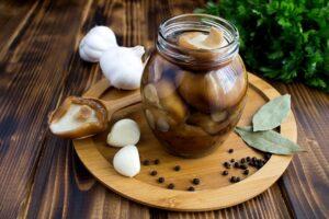 Ферментированные грибы