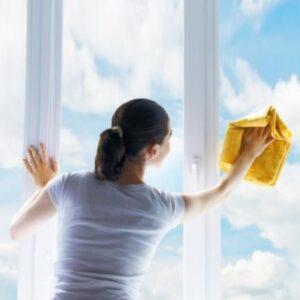 Натуральные средства для мытья окон