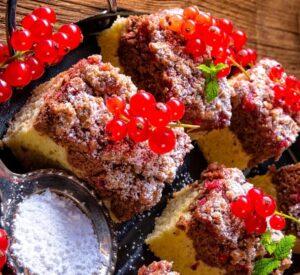 Популярные блюда из смородины - лучшие рецепты