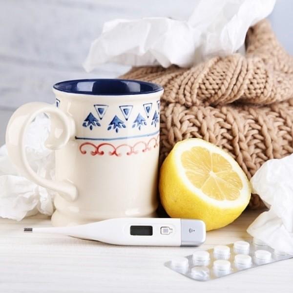 Как бороться с простудой народными средствами