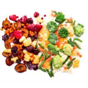 Как замораживать овощи и фрукты на зиму правильно