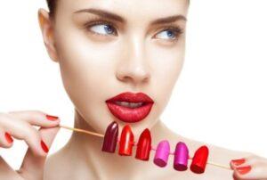Как подобрать губную помаду правильно
