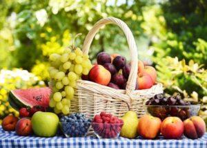 Осенний чай из печеных ягод и фруктов