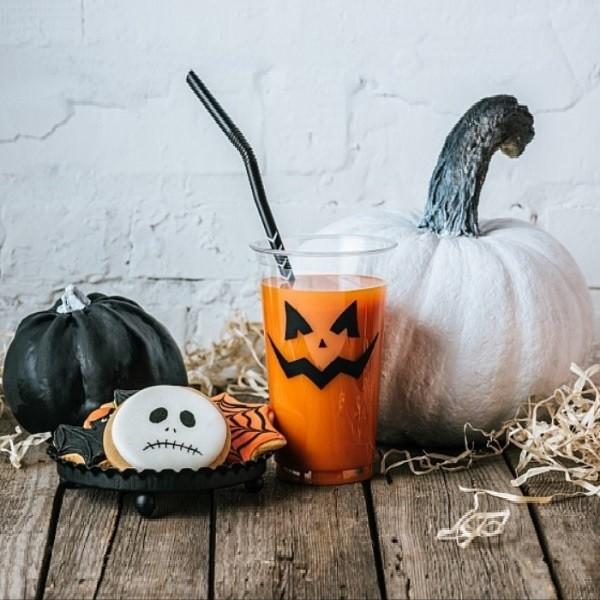 Откуда взялся Хэллоуин и вкусный рецепт игривого коктейля из тыкв