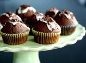 Приготовьте быстрые шоколадные маффины - легкий рецепт