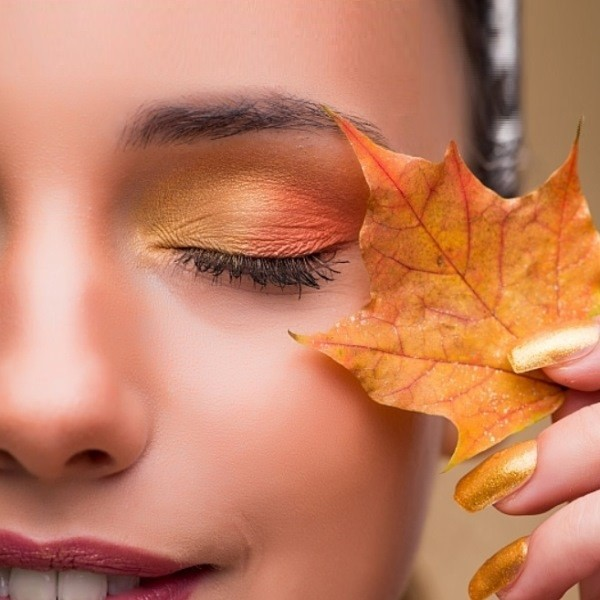 Тенденции в моде - модный макияж 2021