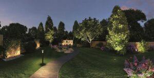 Как выбрать садовое освещение правильно