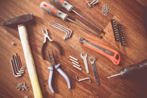 Основные инструменты для дома – что необходимо иметь