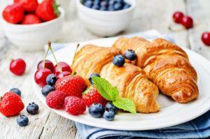 Рецепт сливочных круассанов - способ приготовления