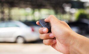 Виды автосигнализации - односторонняя автомобильная сигнализация