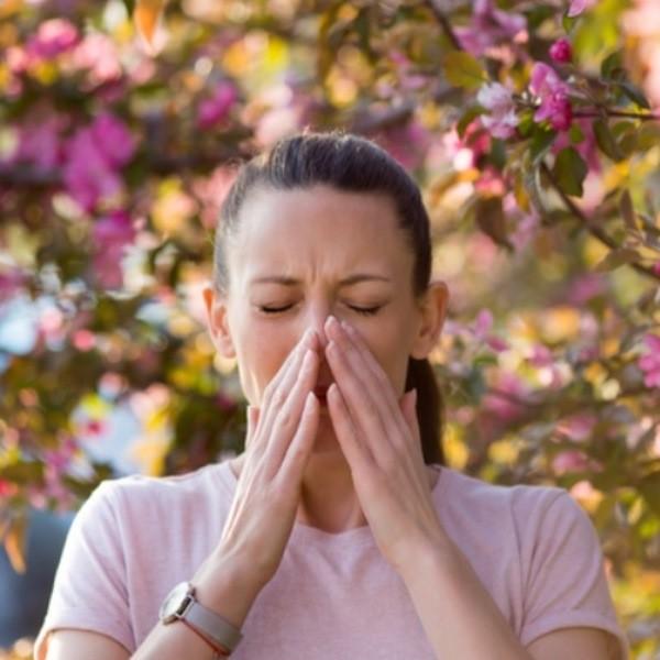 Как избавиться от аллергии весной