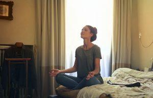 Освобождение от стресса с помощью медитации