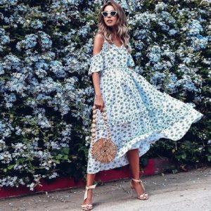 Выбираем платье на лето