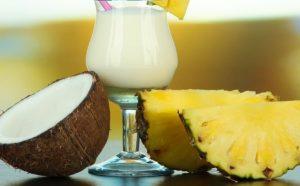 Бананово-ананасовое блаженство