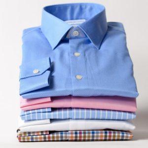 Как правильно сложить мужскую рубашку за 5 секунд
