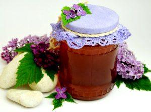 Лечебные свойства сирени - сиреневый сироп против стресса