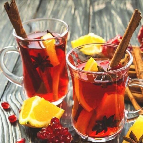 Лучшие горячие напитки в холодные дни