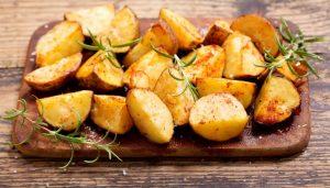 Влияет ли соланин на приготовление картофеля?
