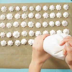 Белковое пирожное - как испечь безе идеально