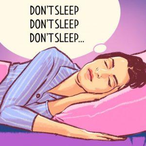 Как быстро уснуть - лучший способ за две минуты