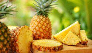 Происхождение ананаса