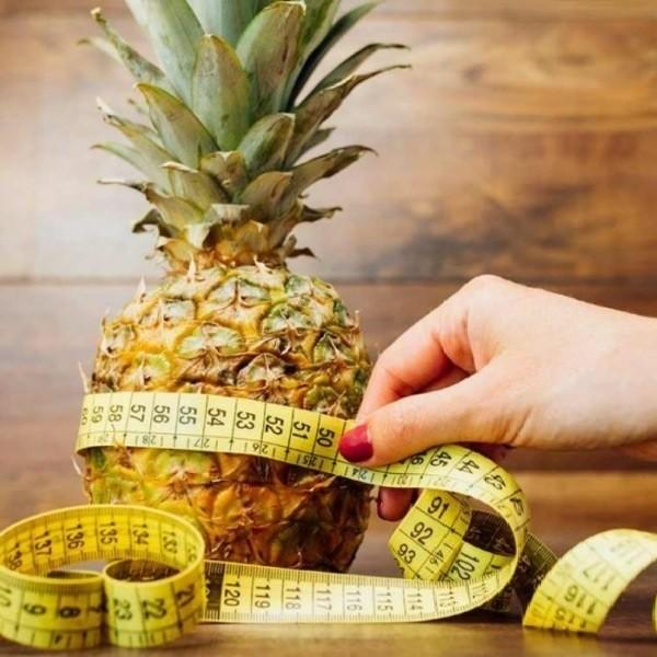 Ананасовая диета - лучшее средство для похудения