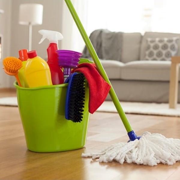 Весенняя уборка дома