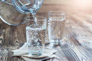 Очищенная вода, которую мы пьем