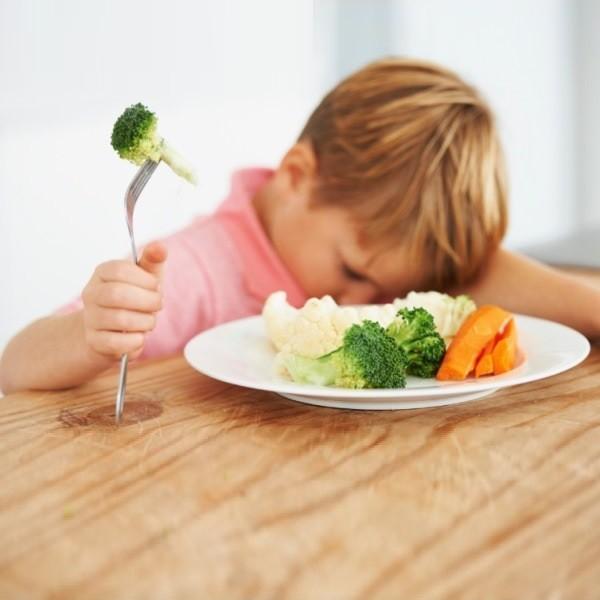Здоровое питание для детей - как приучить есть здоровую пищу