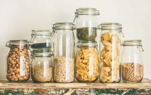 Как хранить продукты длительного пользования