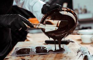Из чего сделан шоколад
