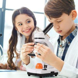 Как выбрать микроскоп для ребенка школьника правильно