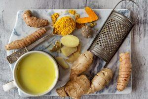 Весенний суп с имбирем – полезные витаминные овощи