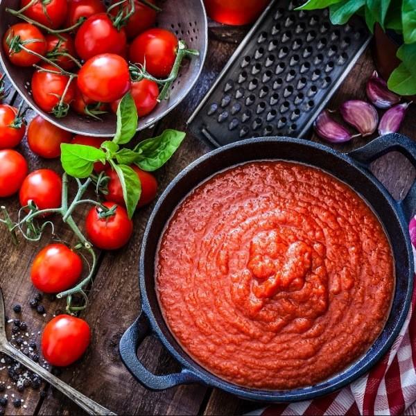 Как приготовить томатный соус полезный и вкусный