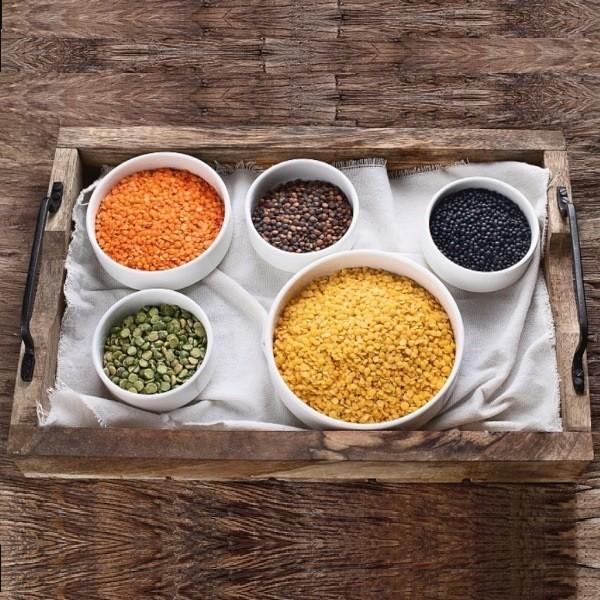 Приготовление чечевицы – простые рецепты
