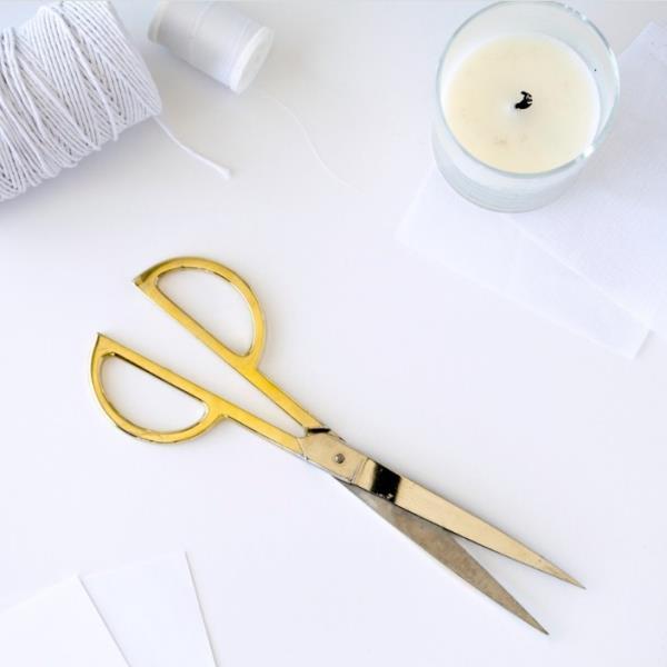 Как заточить ножницы - самый простой способ