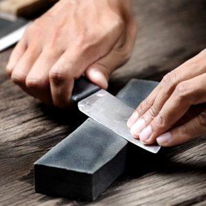 Заточка кухонных ножей в домашних условиях метод японских производителей