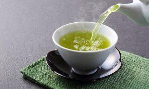 Зеленый чай лучше согревает организм