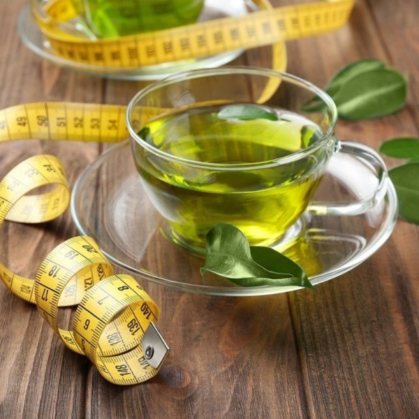Как использовать зеленый чай для похудения