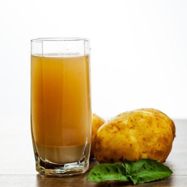 Картофельный сок - польза для здоровья