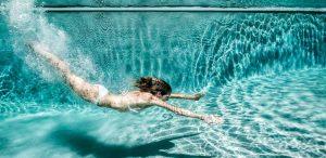 Как очистить воду в бассейне от зелени 2