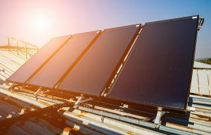 Нагрев воды при помощи солнечных батарей