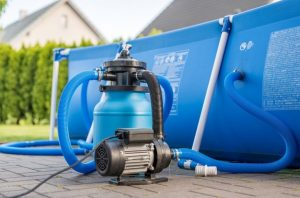 Как очистить воду в бассейне с помощью картриджной фильтрации